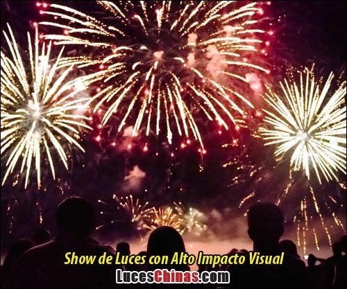 Show de Luces de Pirotecnicas Guatemala