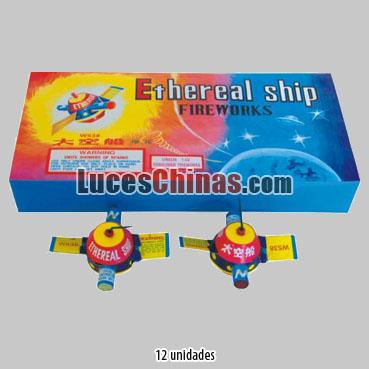 Satelites Voladores Pirotecnicos