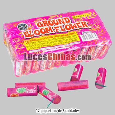 Trompo con Pili-Cracker Pirotécnicos Giratorios